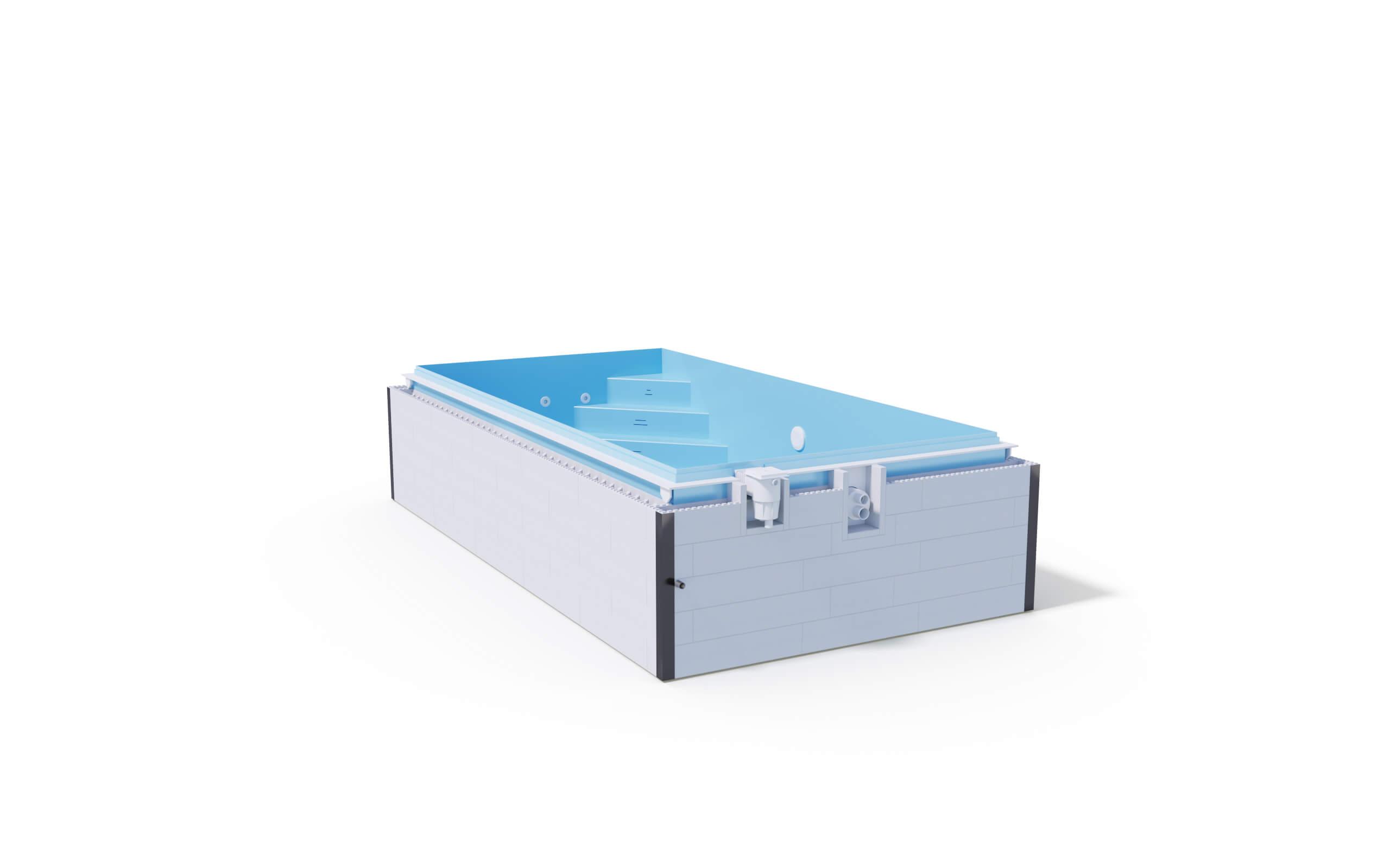 Premium - Skimmer-Becken